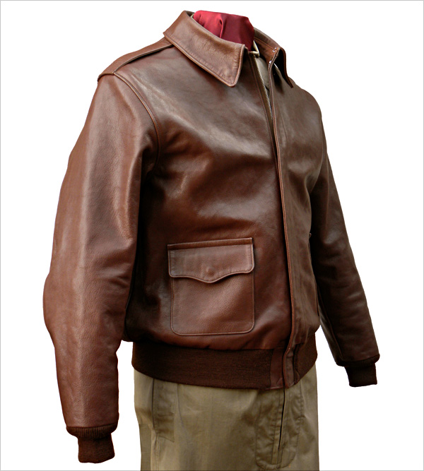 Good Wear reproduction Torso based on the Rough Wear W535-ac-18091 A-2 contract of WWII