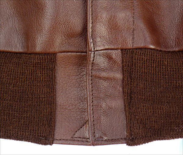 Good Wear reproduction Zipper Box based on the Rough Wear W535-ac-18091 A-2 contract of WWII