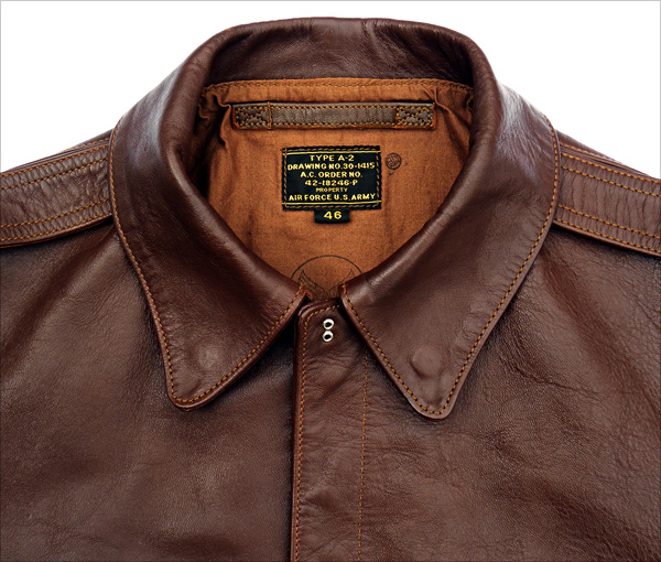 Good Wear Leather's No-Name 42-18246-P Collar