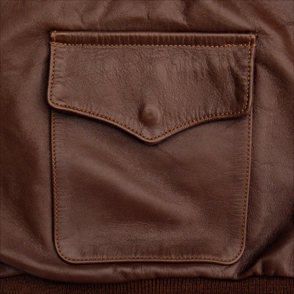 Good Wear Leather's No-Name 42-18246-P Pocket