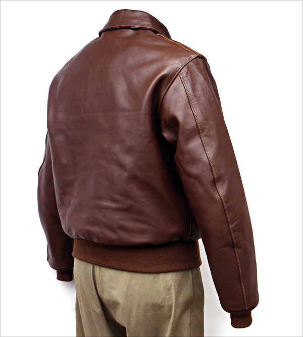 Good Wear Leather's No-Name 42-18246-P Reverse View