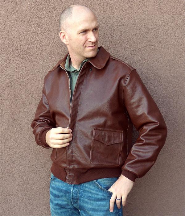 Good Wear Leather Coat Company — Good Wear W535-AC-27753 ...