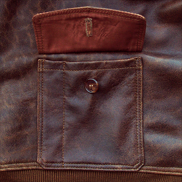 Good Wear Leather's Type A-1 Pocket