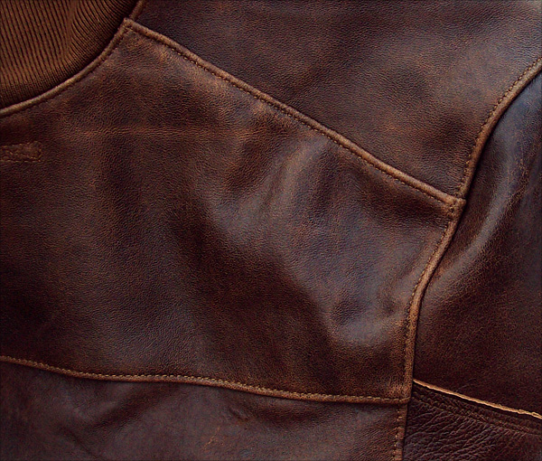 Good Wear Leather's Type A-1 Shoulder