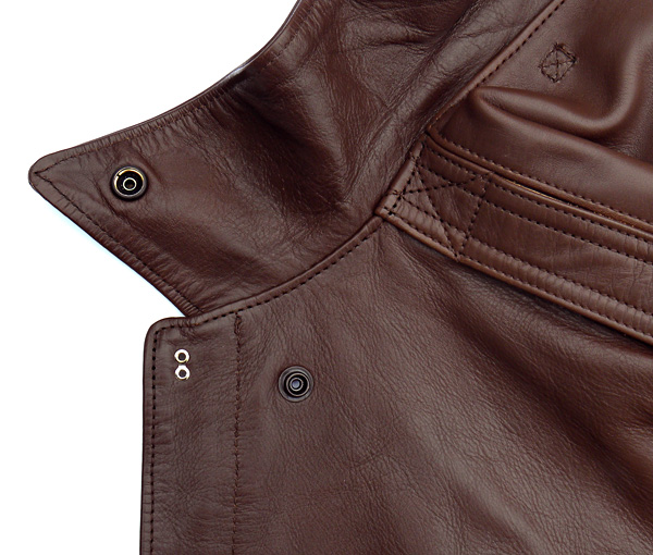 Good Wear Leather 42-18775-P Type A-2 Jacket Collar