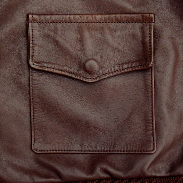 Good Wear Leather 42-18775-P Type A-2 Jacket Pocket