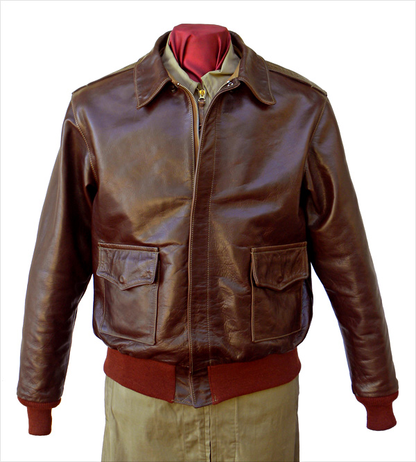 Good Wear Leather Coat Company — Acme Leather 42-18775-P