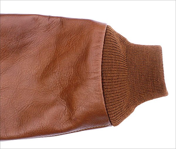 Good Wear Leather's Bronco MFG. Co. Type A-2 Cuff