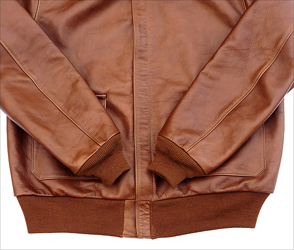 Good Wear Leather's Bronco MFG. Co. Type A-2 Knits