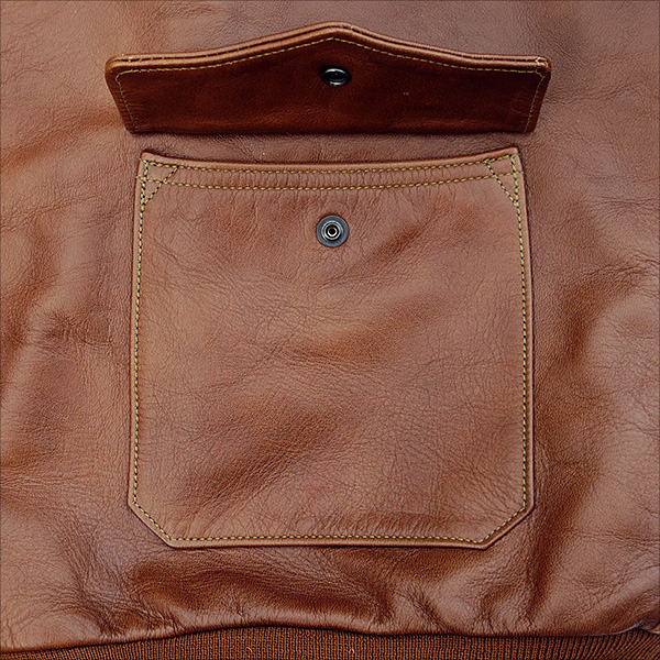 Good Wear Leather's Bronco MFG. Co. Type A-2 Pocket