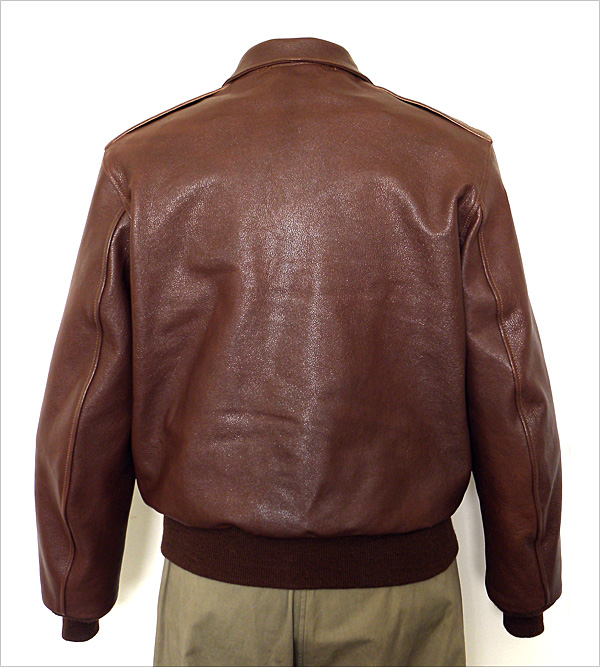 Good Wear Leather Coat Company — David D. Doniger Type A-2 ...