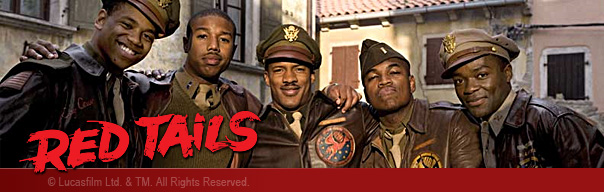 Red Tails Motion Picture 2012