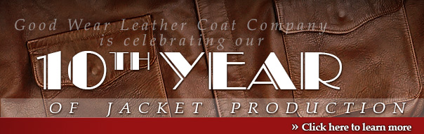 Ten Years of Production for Good Wear Leather