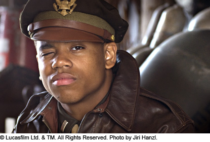 Red Tails Motion Picture Film 2012