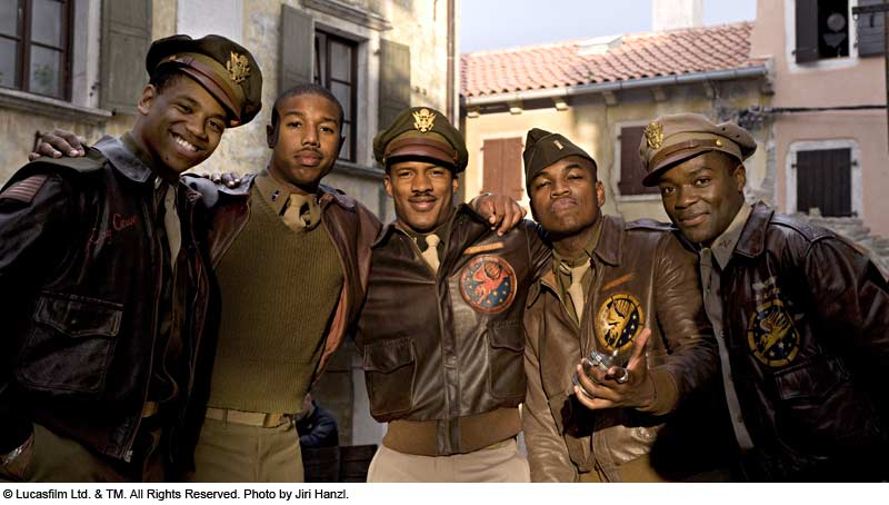 Red Tails Movie Jackets
