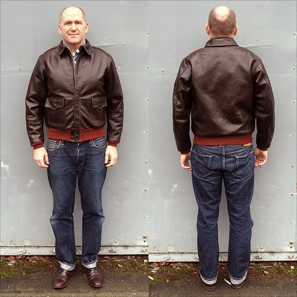 Good Wear Leather Coat Company — Sale Acme Leather Clothing Co. W535 ... 27e63423ff0c