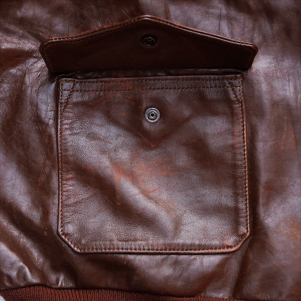 Diamond Clothing Co. Type A-2 Jacket Horween Horsehide