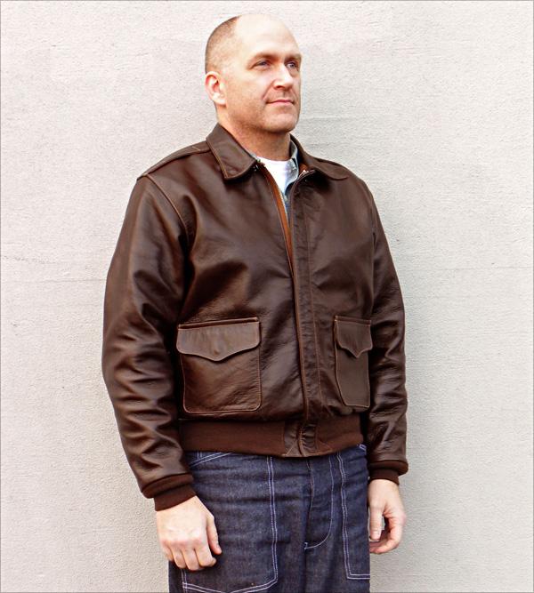 Good Wear Leather Coat Company Sale Dubow A 2 Jacket