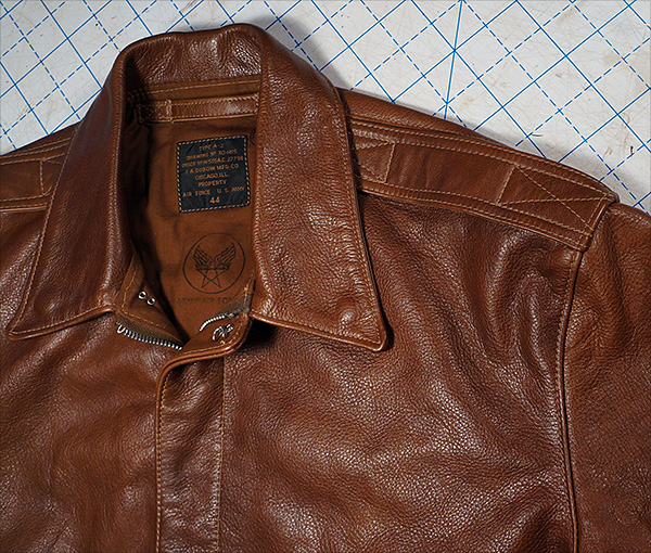 Good Wear Dubow 27798 Type A-2 Jacket Horsehide