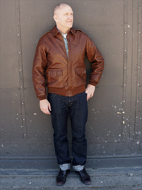 Good Wear Leather: Dubow 20960 Type A-2 Flight Jacket