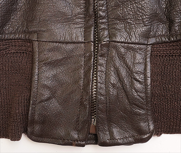 Flying Equipment Co. G-1 55J14 Jacket Goatskin