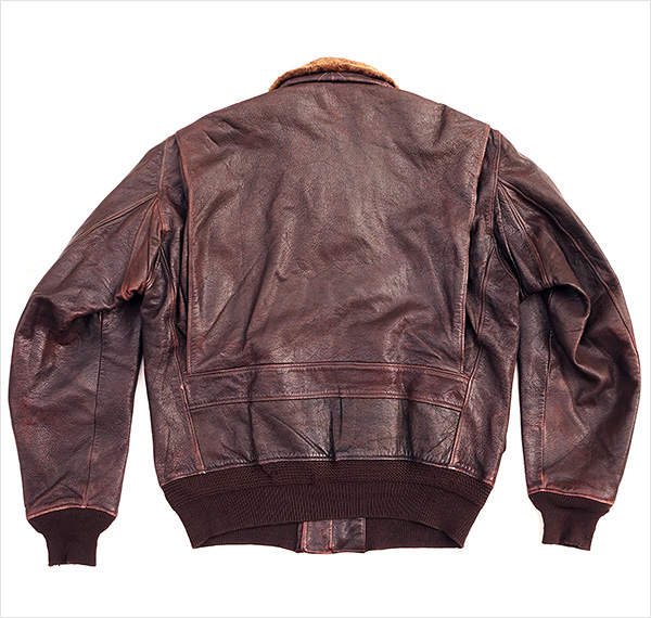 Original Edmund T. Church M-422A Flight Jacket