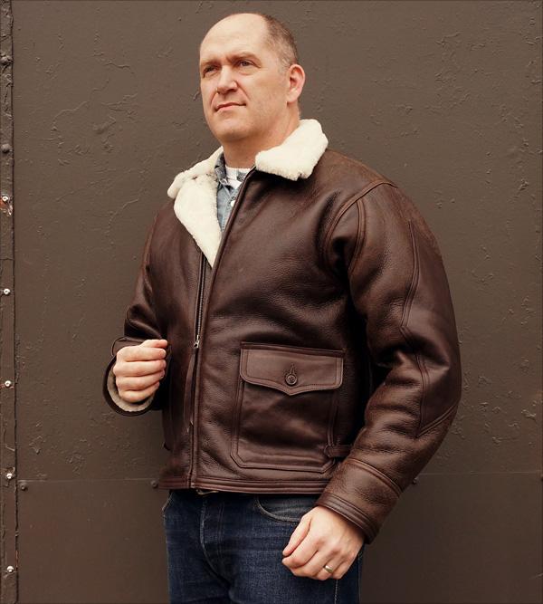 Good Wear Leather Coat Company — Sale U.S. Navy M-444A Jacket