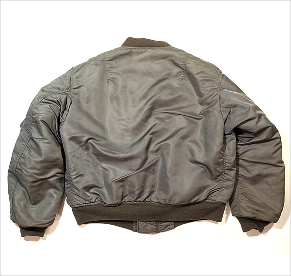 Original Tops Apparel MA-1 Flight Jacket