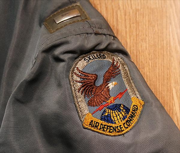 Good Wear Leather Coat Company — Sale Vintage Dobbs MA 1 Jacket