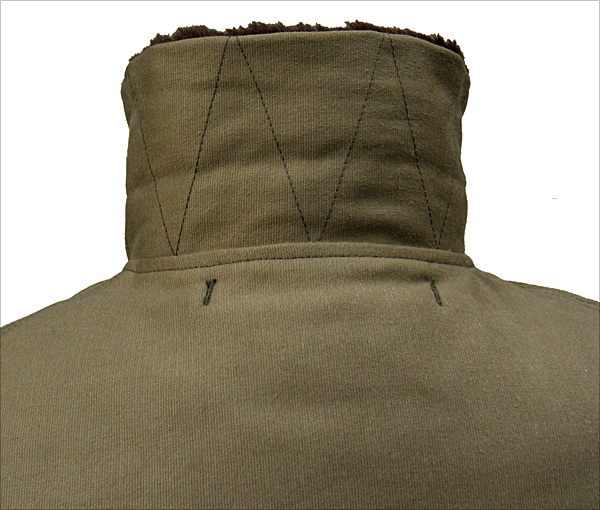 Collar Back - The Real McCoy's N-1 Deck Jacket
