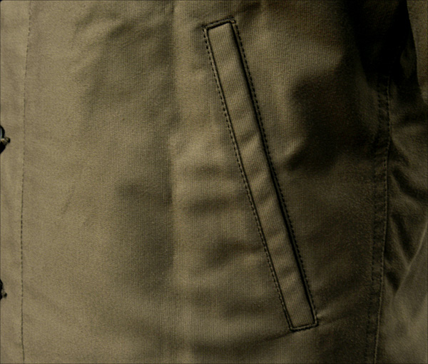 Pocket - The Real McCoy's N-1 Deck Jacket