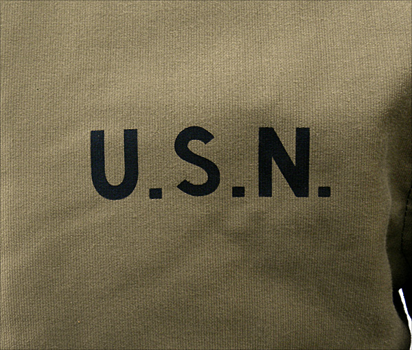 USN - The Real McCoy's N-1 Deck Jacket