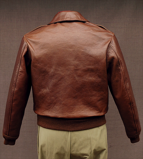 Good Wear Rough Wear 23380 A-2 Flight Jacket in Italian Horsehide