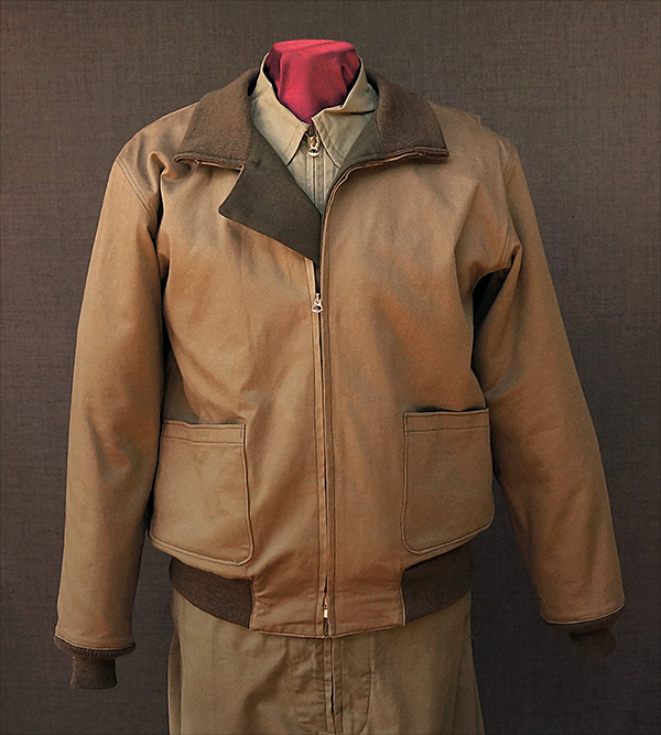 Good Wear WWII Army Tanker Jacket, Winter Combat Jacket, First Pattern