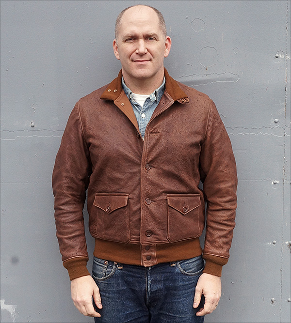 Good Wear Leather Coat Company — Sale Type A-1 Jacket