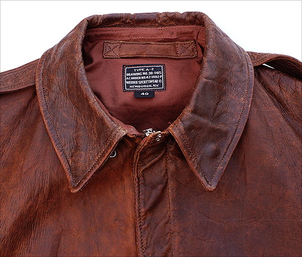 Werber Type A-2 Flight Jacket