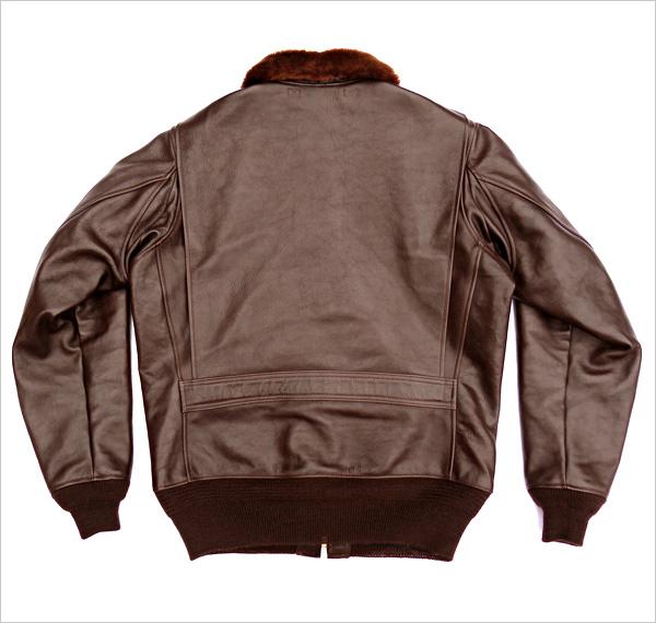 Monarchy leather jacket