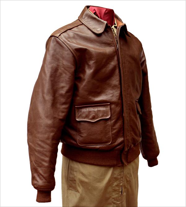 Good Wear Leather Coat Company — Perry Sportswear Type A-2 ...
