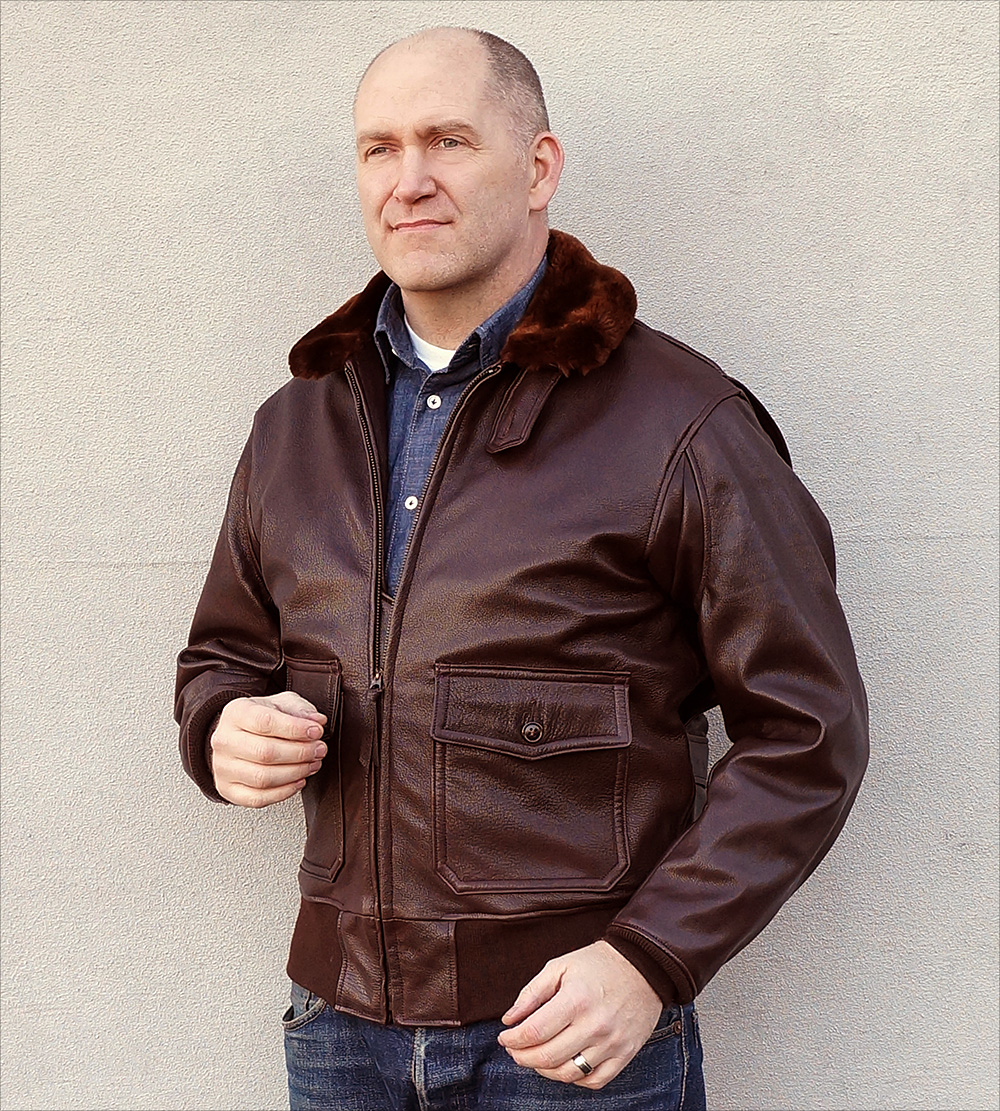 Vintage leather jackets discussion board