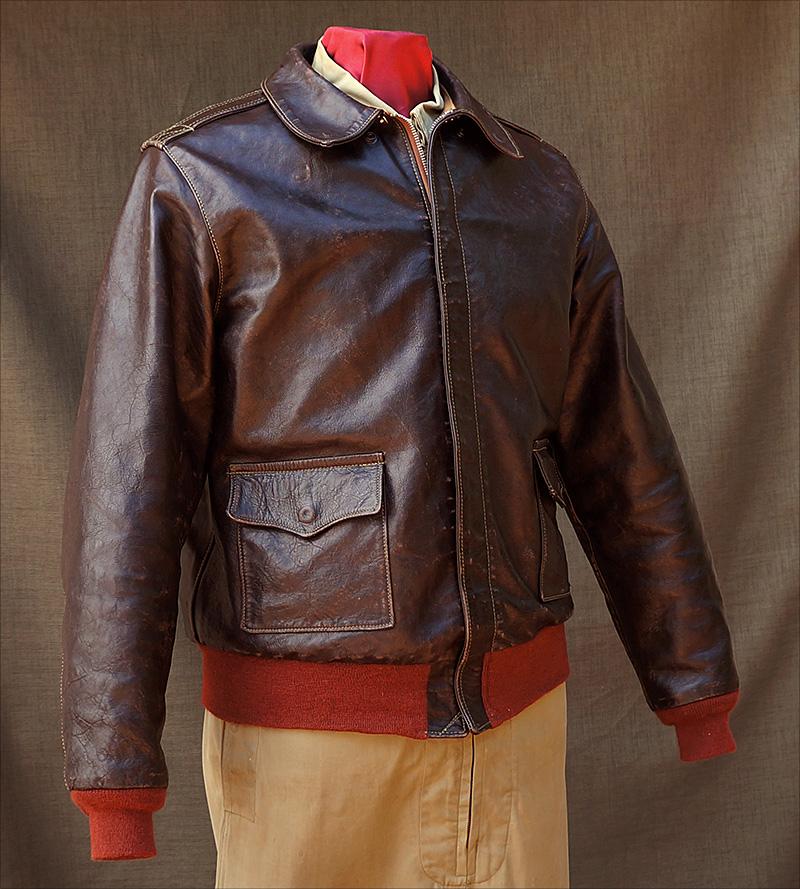Vintage leather jacket forum