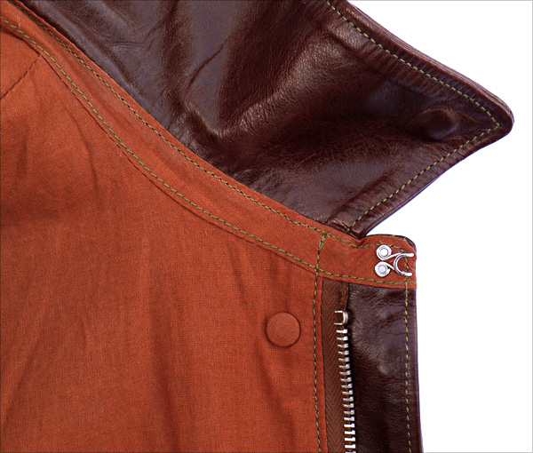 Good Wear Leather's Rough Wear Type A-2 Collar