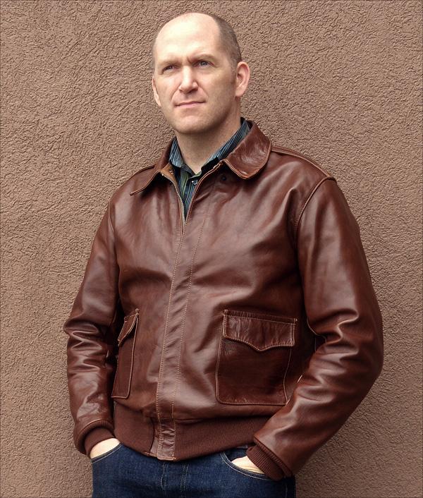 Good Wear Leather Coat Company — Good Wear Star Sportswear Type A-2 ... f158822ff62d